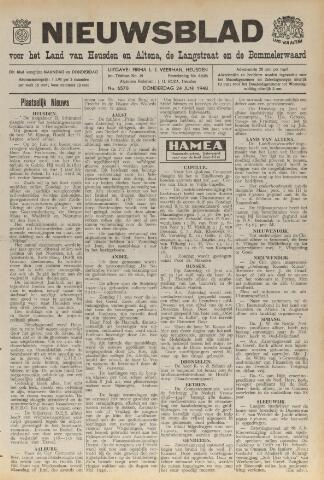 Nieuwsblad het land van Heusden en Altena de Langstraat en de Bommelerwaard 1948-06-24