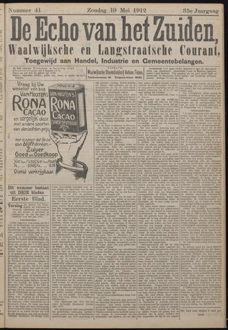 Echo van het Zuiden 1912-05-19
