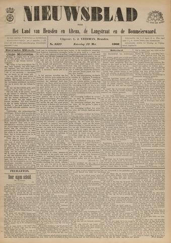 Nieuwsblad het land van Heusden en Altena de Langstraat en de Bommelerwaard 1906-05-12