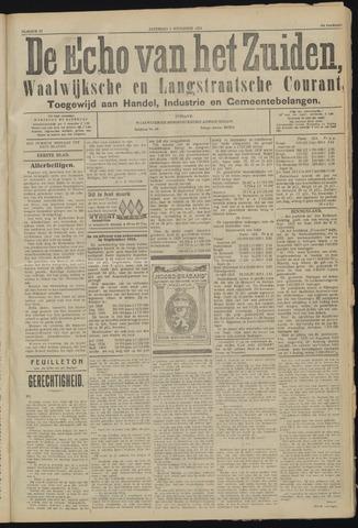 Echo van het Zuiden 1924-11-01