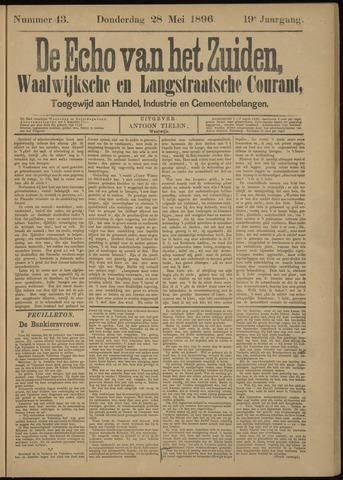 Echo van het Zuiden 1896-05-28