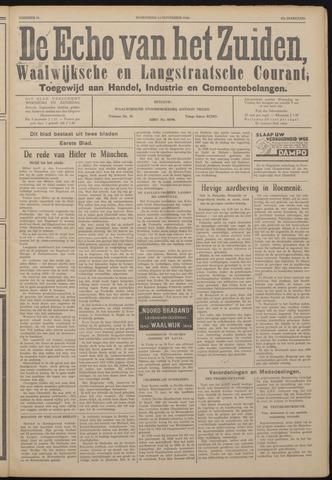 Echo van het Zuiden 1940-11-13