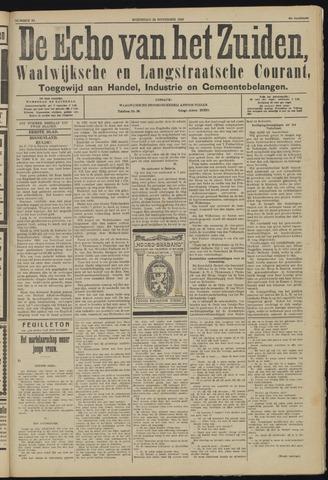 Echo van het Zuiden 1924-11-26
