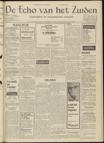 Echo van het Zuiden 1969-02-20