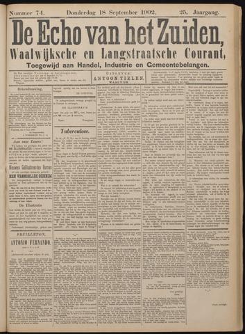 Echo van het Zuiden 1902-09-18