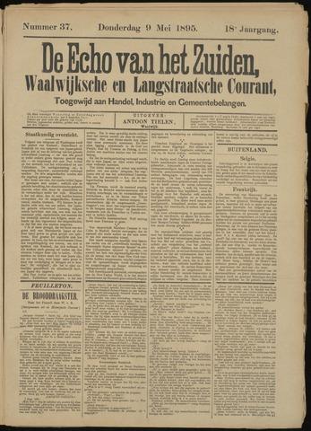 Echo van het Zuiden 1895-05-09