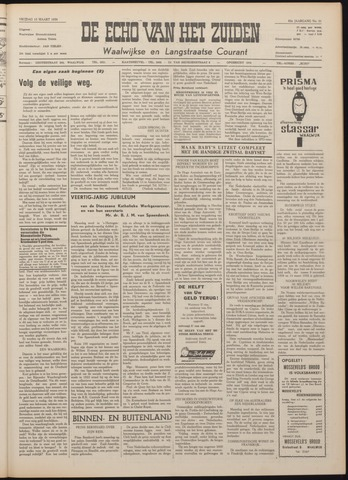 Echo van het Zuiden 1959-03-13