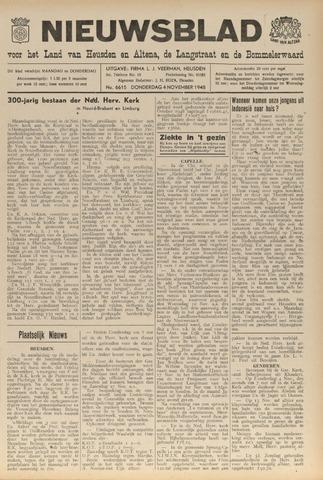 Nieuwsblad het land van Heusden en Altena de Langstraat en de Bommelerwaard 1948-11-04