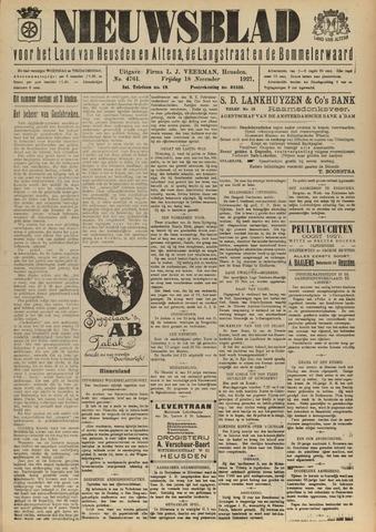 Nieuwsblad het land van Heusden en Altena de Langstraat en de Bommelerwaard 1927-11-18