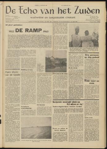 Echo van het Zuiden 1963-01-18
