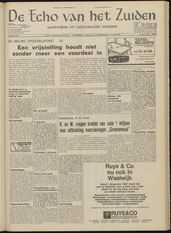 Echo van het Zuiden 1967-11-27