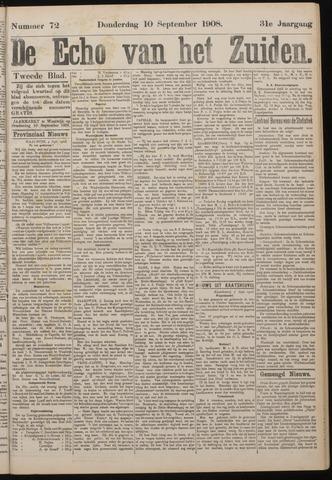 Echo van het Zuiden 1908-09-10
