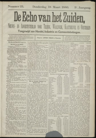 Echo van het Zuiden 1880-03-18