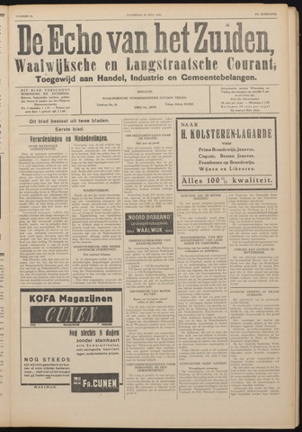 Echo van het Zuiden 1940-07-20
