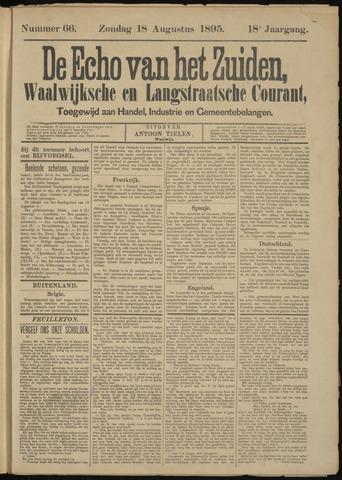 Echo van het Zuiden 1895-08-18