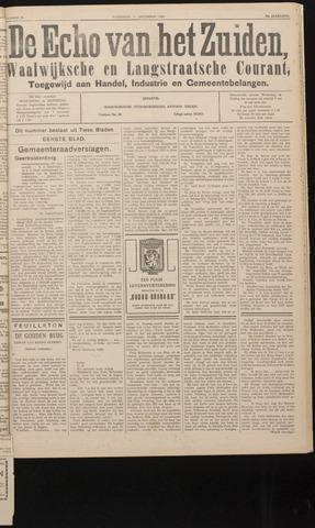 Echo van het Zuiden 1936-12-09