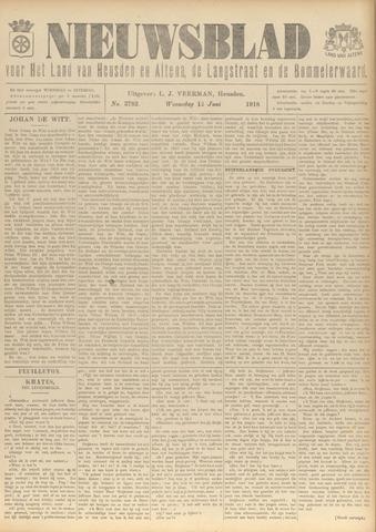 Nieuwsblad het land van Heusden en Altena de Langstraat en de Bommelerwaard 1918-06-12