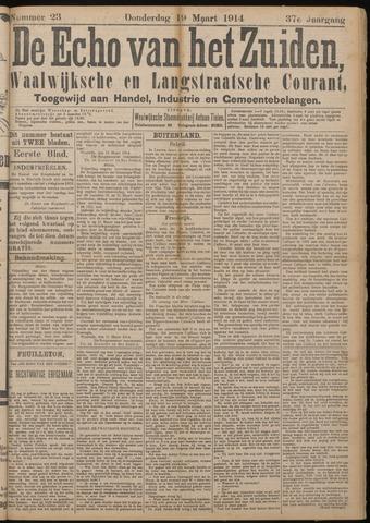 Echo van het Zuiden 1914-03-19