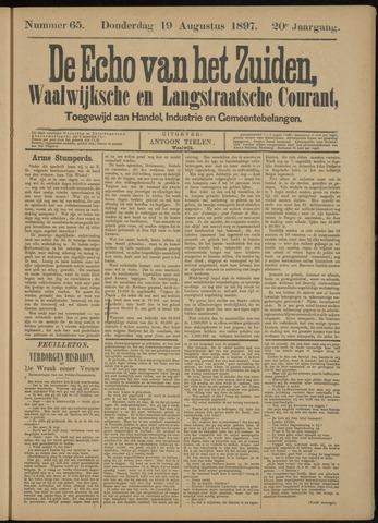 Echo van het Zuiden 1897-08-22