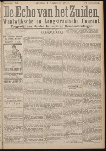 Echo van het Zuiden 1909-08-01