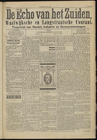 Echo van het Zuiden 1924-07-16