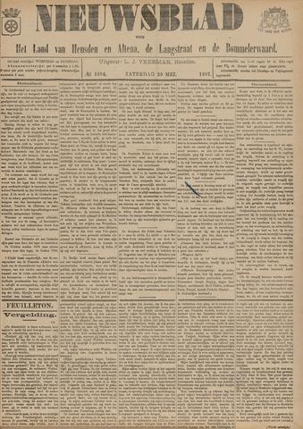 Nieuwsblad het land van Heusden en Altena de Langstraat en de Bommelerwaard 1897-05-29