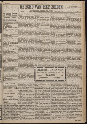 Echo van het Zuiden 1918-08-11