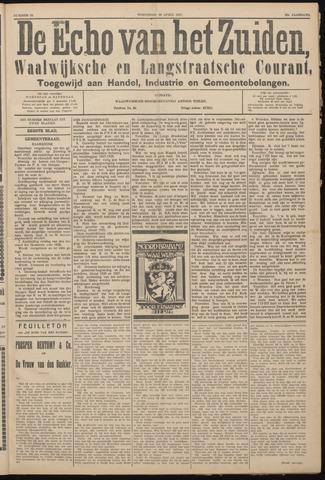 Echo van het Zuiden 1927-04-20