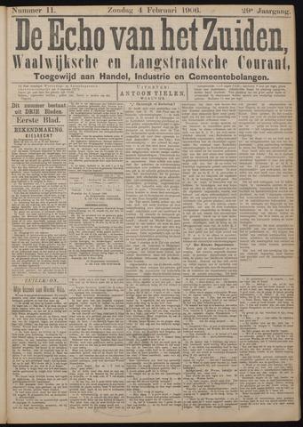 Echo van het Zuiden 1906-02-04