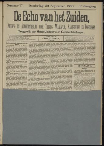 Echo van het Zuiden 1886-09-30
