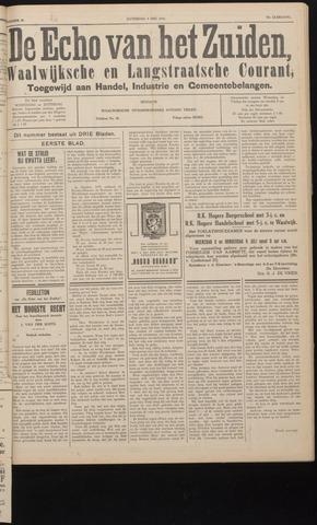 Echo van het Zuiden 1936-05-09