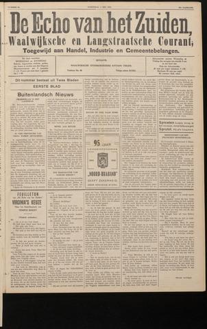 Echo van het Zuiden 1938-05-04