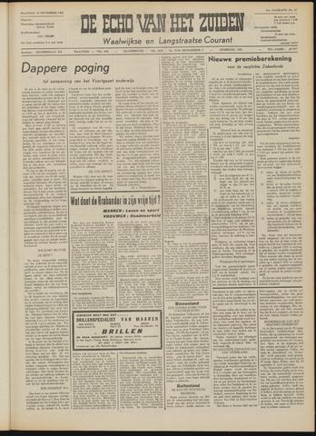 Echo van het Zuiden 1958-11-10