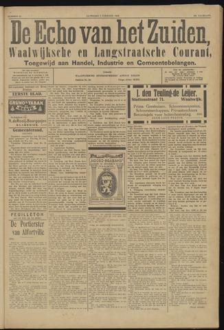 Echo van het Zuiden 1923-02-03