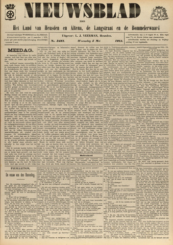 Nieuwsblad het land van Heusden en Altena de Langstraat en de Bommelerwaard 1915-05-05
