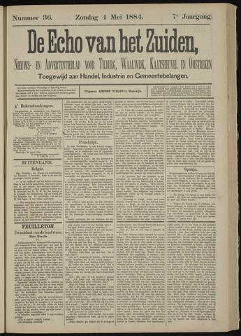 Echo van het Zuiden 1884-05-04