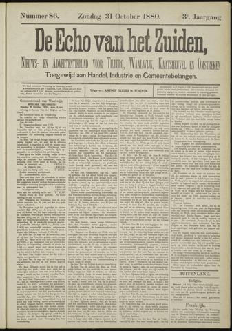 Echo van het Zuiden 1880-10-31
