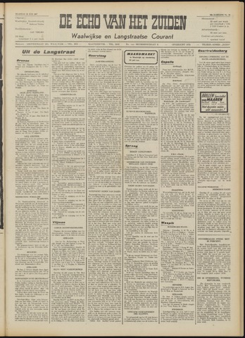 Echo van het Zuiden 1957-07-22