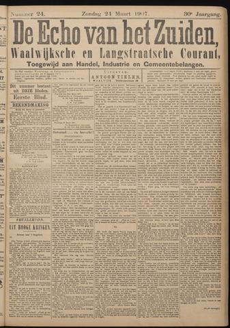 Echo van het Zuiden 1907-03-24