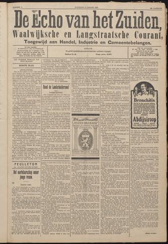 Echo van het Zuiden 1925-01-17