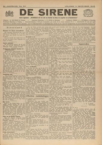 De Sirene 1945-12-14