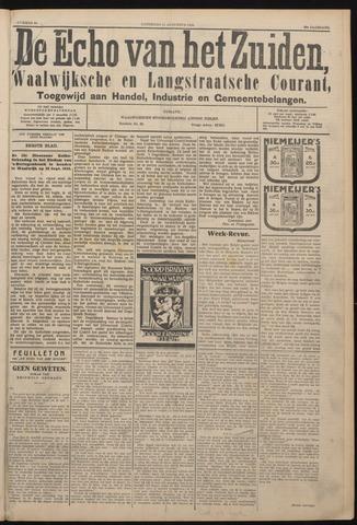 Echo van het Zuiden 1926-08-14