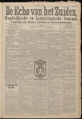 Echo van het Zuiden 1925-07-01