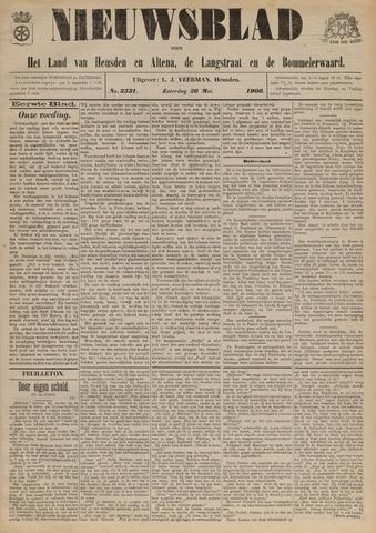 Nieuwsblad het land van Heusden en Altena de Langstraat en de Bommelerwaard 1906-05-26
