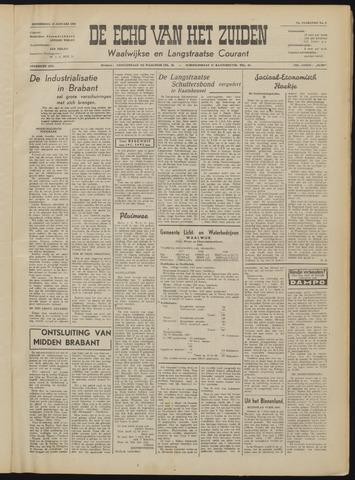 Echo van het Zuiden 1949-01-13