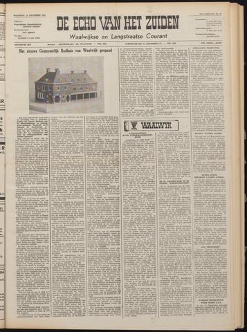 Echo van het Zuiden 1951-11-12