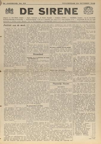 De Sirene 1946-10-24