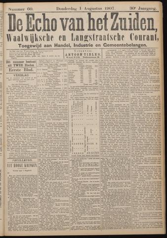 Echo van het Zuiden 1907-08-01