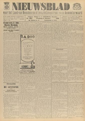 Nieuwsblad het land van Heusden en Altena de Langstraat en de Bommelerwaard 1929-02-06