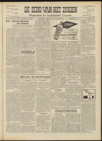 Echo van het Zuiden 1957-04-12